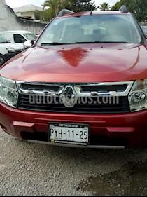 Foto venta Auto Seminuevo Renault Duster Dynamique (2014) color Rojo Fuego precio $155,000