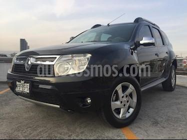 Foto venta Auto usado Renault Duster Dynamique (2013) color Negro precio $136,000