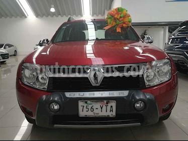 Foto venta Auto usado Renault Duster Dynamique (2013) color Rojo precio $144,000