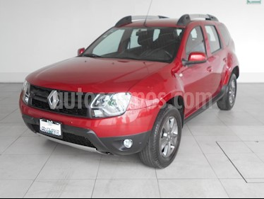 Foto venta Auto Seminuevo Renault Duster Dynamique (2017) color Rojo precio $268,000