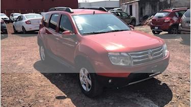 Foto venta Auto usado Renault Duster Dynamique (2015) color Rojo Fuego precio $135,000