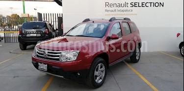 Foto venta Auto usado Renault Duster Dynamique (2015) color Rojo precio $190,000