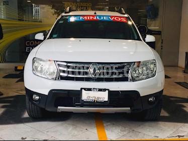 Foto venta Auto Seminuevo Renault Duster Dynamique (2015) color Blanco precio $174,000