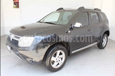 Foto venta Auto usado Renault Duster Dynamique (2013) color Negro precio $140,000