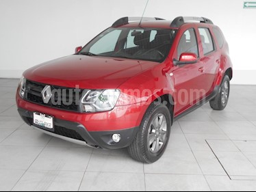 Foto venta Auto usado Renault Duster Dynamique (2017) color Rojo precio $200,000