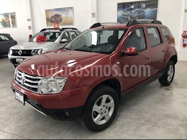 Foto venta Auto usado Renault Duster Dynamique (2015) color Rojo Fuego precio $175,000