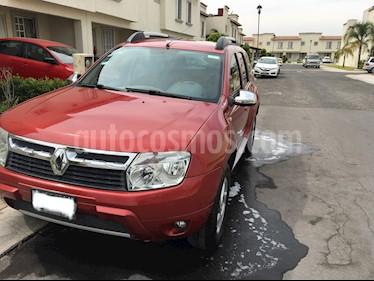 Foto venta Auto usado Renault Duster Dynamique (2013) color Rojo Fuego precio $135,000