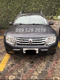 Renault Duster 2.0L Zen usado (2013) color Gris precio u$s14.299