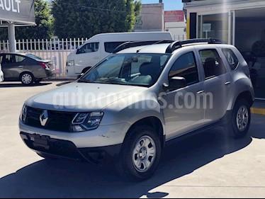 Foto venta Auto usado Renault Duster Expression Aut (2017) color Plata precio $193,000