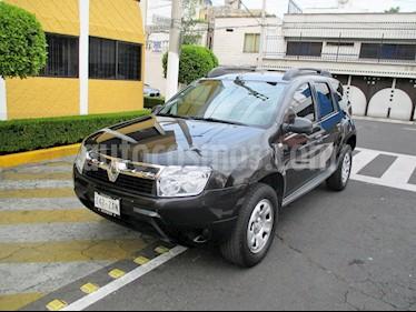 Foto venta Auto Seminuevo Renault Duster Expression Aut (2013) color Negro precio $119,900