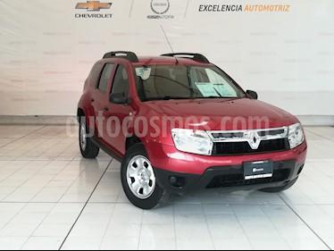 Foto venta Auto usado Renault Duster Expression Aut (2014) color Rojo precio $139,000