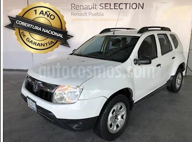 Foto venta Auto usado Renault Duster Expression Aut (2013) color Blanco Glaciar precio $135,000