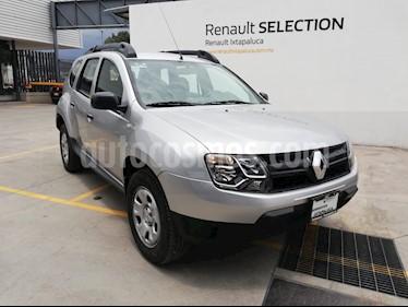 Foto venta Auto usado Renault Duster Expression Aut (2017) color Plata precio $210,000