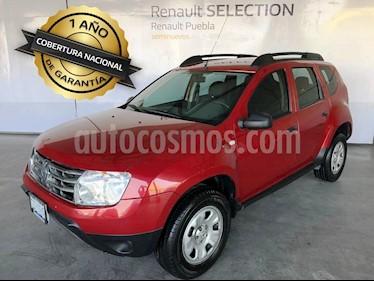 Foto venta Auto usado Renault Duster Expression Aut (2016) color Rojo Fuego precio $175,000