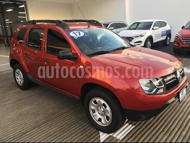 Foto venta Auto Seminuevo Renault Duster Expression Aut (2017) color Rojo precio $219,000