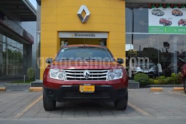 Foto venta Auto usado Renault Duster Expression Aut (2016) color Rojo Fuego precio $190,000