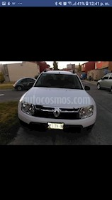 Renault Duster Expression Aut usado (2014) color Blanco Glaciar precio $145,000