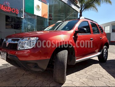 Foto venta Auto usado Renault Duster Expression Aut (2014) color Rojo precio $160,000