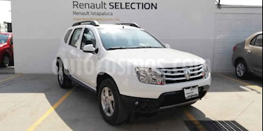 Foto venta Auto usado Renault Duster Expression Aut (2015) color Blanco precio $170,000