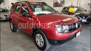 Foto venta Auto usado Renault Duster Expression Aut (2017) color Rojo Fuego precio $210,000