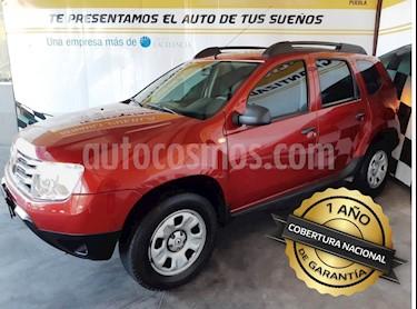 Foto venta Auto usado Renault Duster Expression Aut (2016) color Rojo Fuego precio $165,000