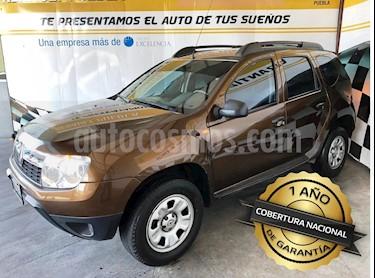 Foto venta Auto usado Renault Duster Expression Aut (2013) color Cafe precio $145,000