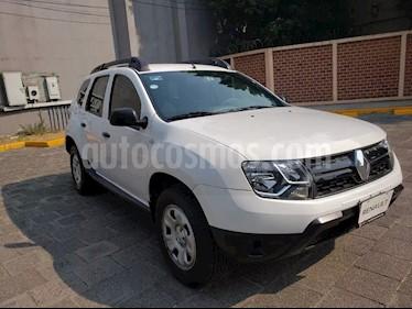 Renault Duster Expression Aut usado (2017) color Blanco Glaciar precio $189,000