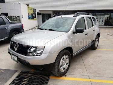 Foto venta Auto usado Renault Duster Expression Aut (2017) color Plata precio $200,000