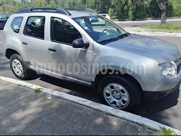 Renault Duster Expression Aut usado (2013) color Plata precio $124,500