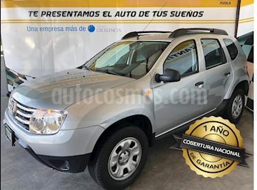 Foto venta Auto usado Renault Duster Expression Aut (2016) color Plata precio $185,000