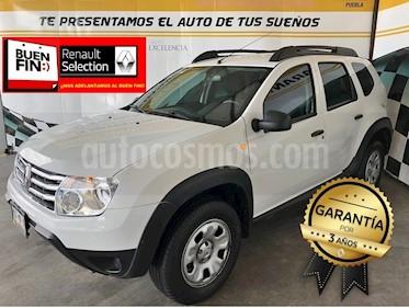 Foto venta Auto Seminuevo Renault Duster Expression Aut (2016) color Blanco precio $178,000