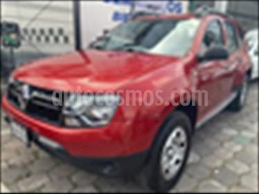 Foto venta Auto usado Renault Duster EXPRESSION TM (2017) color Rojo precio $179,900