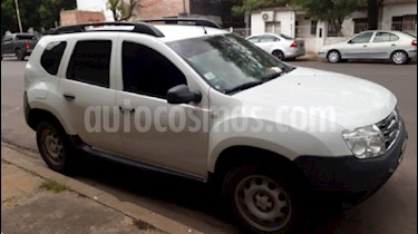 foto Renault Duster Expression  usado (2012) color Blanco Glaciar