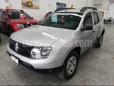Foto venta Auto usado Renault Duster Expression (2017) color Plata precio $209,000