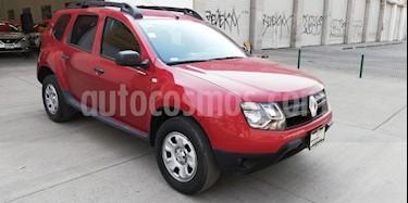 Foto venta Auto usado Renault Duster Expression (2017) color Rojo Fuego precio $200,000