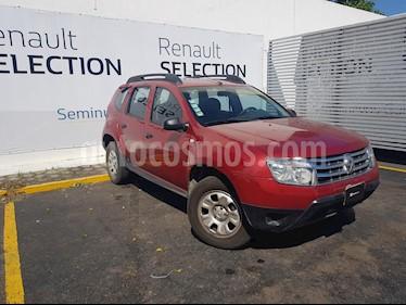 Foto Renault Duster Expression  usado (2015) color Rojo Fuego precio $140,000