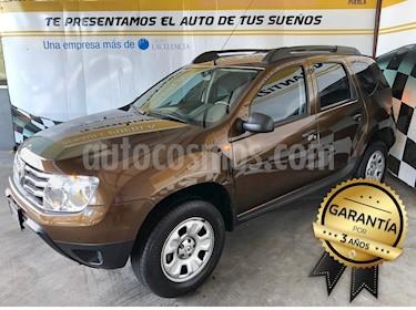 Foto venta Auto usado Renault Duster Expression  (2015) color Cafe precio $165,000