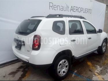 Foto venta Auto usado Renault Duster Expression (2017) color Blanco precio $187,000
