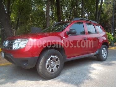 Foto venta Auto usado Renault Duster Expression  (2015) color Rojo Fuego precio $125,000