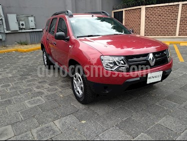 Foto venta Auto usado Renault Duster Expression (2018) color Rojo precio $205,000