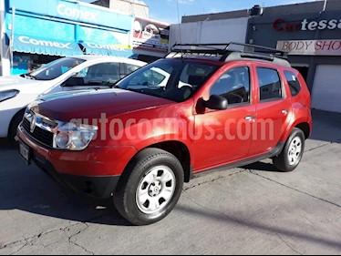Foto venta Auto usado Renault Duster Expression  (2014) color Rojo Fuego precio $125,000
