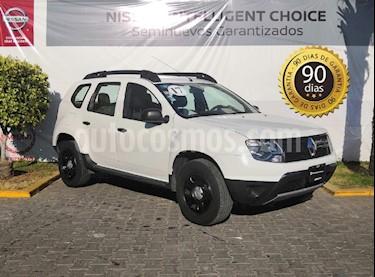 Foto venta Auto usado Renault Duster Expression (2017) color Blanco precio $199,000