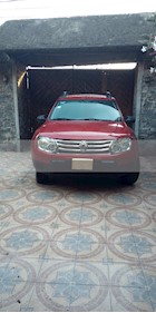 Foto venta Auto usado Renault Duster Expression  (2015) color Rojo precio $149,000