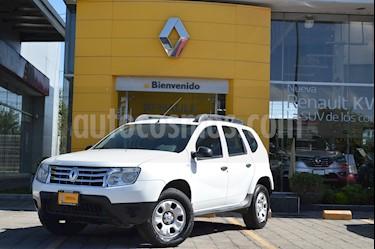 foto Renault Duster Expression  usado (2016) color Blanco Glaciar precio $175,000