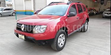 Foto venta Auto usado Renault Duster Expression (2017) color Rojo precio $170,000