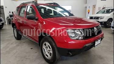 Foto venta Auto usado Renault Duster Expression (2018) color Rojo Fuego precio $205,000