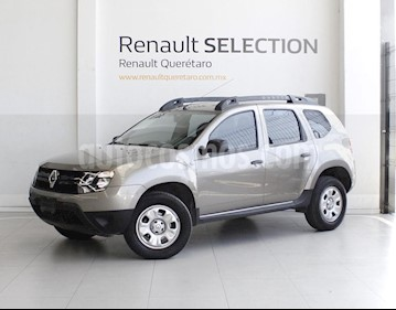 Foto venta Auto usado Renault Duster Expression (2017) color Gris precio $218,000