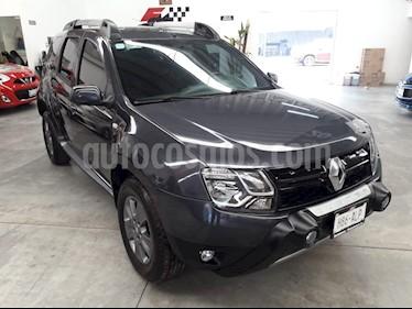 Foto venta Auto usado Renault Duster Intens Aut (2018) color Gris precio $229,000