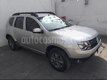Foto venta Auto usado Renault Duster Intens Aut (2018) color Plata precio $220,000