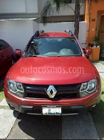 Foto venta Auto usado Renault Duster Intens (2018) color Rojo Fuego precio $219,000